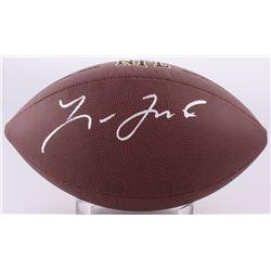 Leonard Fournette Signed NFL Football (JSA COA)