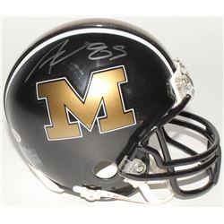 Aldon Smith Signed Missouri Tigers Speed Mini-Helmet (Radtke COA)