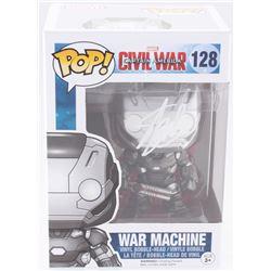 "Stan Lee Signed ""War Machine"" #128 Captain America: Civil War Marvel Funko Pop Bobble-Head Vinyl Fig"