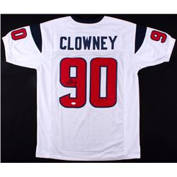 Jadeveon Clowney Signed Houston Texans Jersey (JSA COA)
