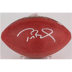 Tom Brady Signed Official Super Bowl XXXIX NFL Game Ball (Tristar Hologram)