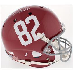 "Ozzie Newsome Signed Alabama Crimson Tide Full-Size Helmet Inscribed ""CHOF 94"" (Radtke COA)"