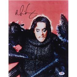 Alice Cooper Signed 11x14 Photo (PSA COA)