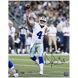 "Dak Prescott Signed Cowboys ""Release"" 16x20 Limited Edition Photo (Panini COA)"