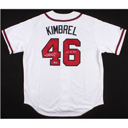 "Craig Kimbrel Signed Atlanta Braves Majestic Jersey Inscribed ""2011 NL ROY"" (Radtke COA)"