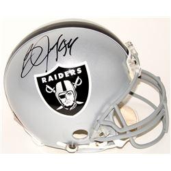 Bo Jackson Signed Raiders Full-Size Authentic On-Field Helmet (Jackson Hologram)