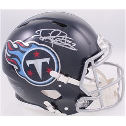 Derrick Henry Signed Titans Full-Size Authentic On-Field Speed Helmet (Henry Hologram)