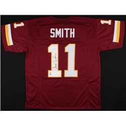 Alex Smith Signed Redskins Jersey (Lojo COA)