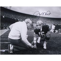 Joe Montana Signed 49ers 16x20 Photo (Beckett COA)