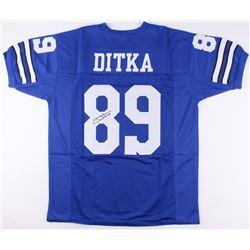 Mike Ditka Signed Cowboys Jersey (JSA COA)