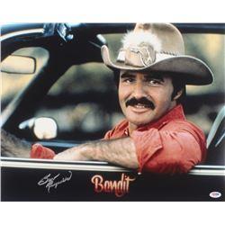 "Burt Reynolds Signed ""Smokey and the Bandit"" 16x20 Photo (PSA COA)"