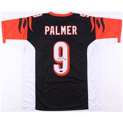 Carson Palmer Signed Bengals Jersey (Radtke COA)