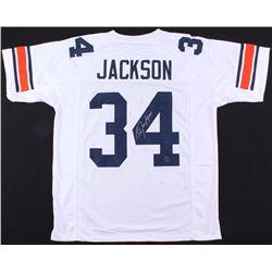 Bo Jackson Signed Auburn Tigers Jersey (Jackson Hologram)