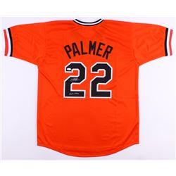 Jim Palmer Signed Orioles Jersey (JSA COA)