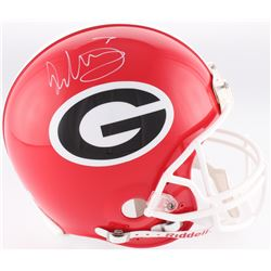 Todd Gurley Signed Georgia Bulldogs Full-Size Authentic On-Field Helmet (Radtke COA)