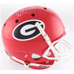 Todd Gurley Signed Georgia Bulldogs Full-Size Helmet (Radtke COA)
