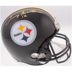 Terry Bradshaw Signed Steelers Full-Size Helmet (Radtke Hologram  Bradshaw Hologram)