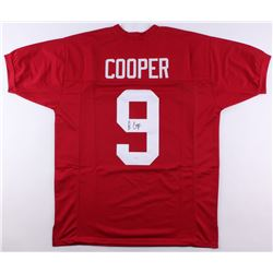 Amari Cooper Signed Alabama Crimson Tide Jersey (JSA COA)