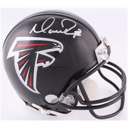 Matt Ryan Signed Falcons Mini-Helmet (JSA COA)