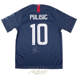 Christian Pulisic Signed Team USA Nike Jersey (Panini COA)