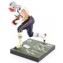 "Rob Gronkowski Signed LE Patriots McFarlane 5.5"" Figurine (JSA COA)"