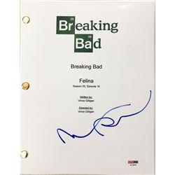 "Aaron Paul Signed ""Breaking Bad"" Episode Full Script (PSA COA)"