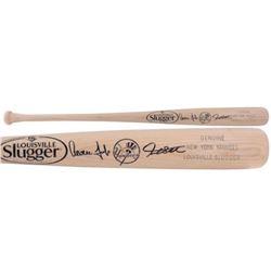 Giancarlo Stanton  Aaron Judge Signed Yankees Louisville Slugger Baseball Bat (Fanatics Hologram)