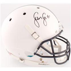 Sean Lee Signed Penn State Nittany Lions Full-Size Helmet (JSA COA)