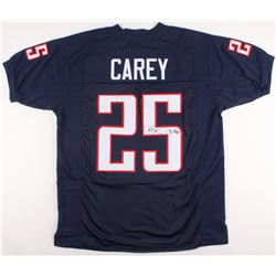 Ka'Deem Carey Signed Arizona Wildcats Jersey (JSA COA)