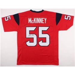 Benardrick McKinney Signed Texans Jersey (JSA COA)