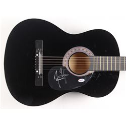James Taylor Signed Full-Size Acoustic Guitar (PSA COA)