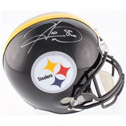 Hines Ward Signed Steelers Full-Size Helmet (JSA COA)