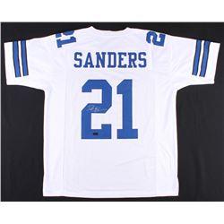 Deion Sanders Signed Cowboys Jersey (Radtke COA)