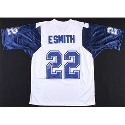 Emmitt Smith Signed Cowboys Jersey (UDA COA)
