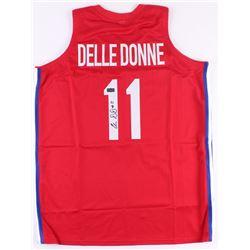 Elena Delle Donne Signed Team USA Jersey (Radtke COA)