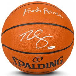 "Ben Simmons Signed Basketball Inscribed ""Fresh Prince"" (UDA COA)"