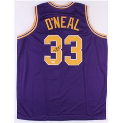 Shaquille O'Neal Signed LSU Tigers Jersey (JSA COA)