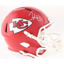 Tyreek Hill Signed Chiefs Full-Size Speed Helmet (Radtke COA)