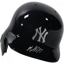 Miguel Andujar Signed Yankees Full-Size Batting Helmet (Steiner Hologram)