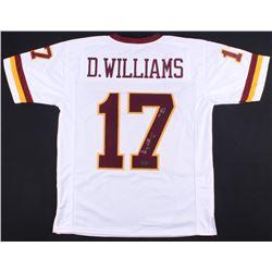 "Doug Williams Signed Redskins Jersey Inscribed ""SB XXII MVP"" (Radtke COA)"