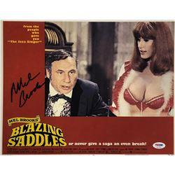 """Mel Brooks Signed """"Blazing Saddles"""" 11x14 Photo (PSA COA)"""