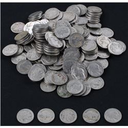 Lot of (200) Buffalo Nickels