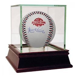 Aaron Nola Signed 2018 All-Star Game Logo Baseball (Steiner Hologram)