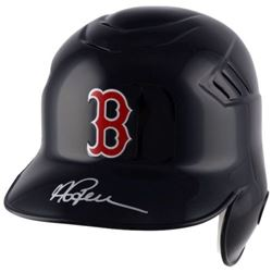 Andrew Benintendi Signed Red Sox Full-Size Batting Helmet (Fanatics Hologram  MLB Hologram)