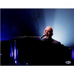Billy Joel Signed 11x14 Photo (Beckett COA)