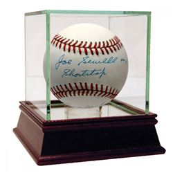 "Joe Sewell Signed OAL Baseball Inscribed ""1920 World Series"", ""Cleveland Indians""  ""Shortstop"" (PSA"