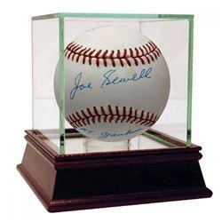 "Joe Sewell Signed OAL Baseball Inscribed ""1932 World Series""  ""NY Yankees vs Chicago Cubs"" (PSA COA)"