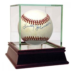 Judy Johnson Signed ONL Baseball (JSA COA)