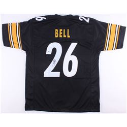 Le'Veon Bell Signed Steelers Jersey (Beckett COA)