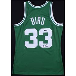 Larry Bird Signed Celtics Jersey (Radtke COA)